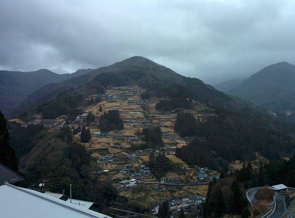Ochiai Village Iya Valley