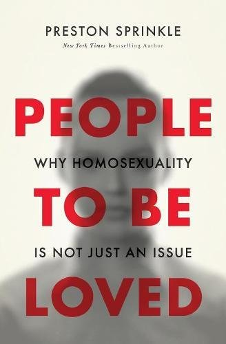People To Be Loved - Why Homosexuality Is Not Just an IssueHomosexuality is one of the most divisive topics among evangelical Christians today. In People to Be Loved, Preston Sprinkle challenges those on both sides of the debate to consider what the Bible says and how we should approach the topic of homosexuality in light of it.