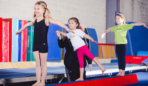 Kids Love Gymnastics - Since 2011, Altitude Gym Sports has strived for successes, helping children of all ages achieve with their physical wellness, confidence and raising our athletes to greater heights.Our club offers a range of programs from our Kinder-Gym to our Senior Athlete program. We've represented NSW and Australia in Gymnastics under the guidance of our skilled and qualified coaches.Learn more ➝
