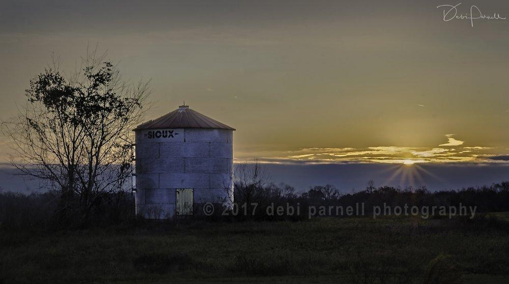 Copy of Silo Sunrise LS-001