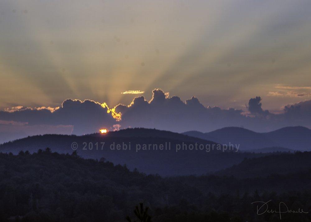 Copy of Sunset Rock  LS- 007