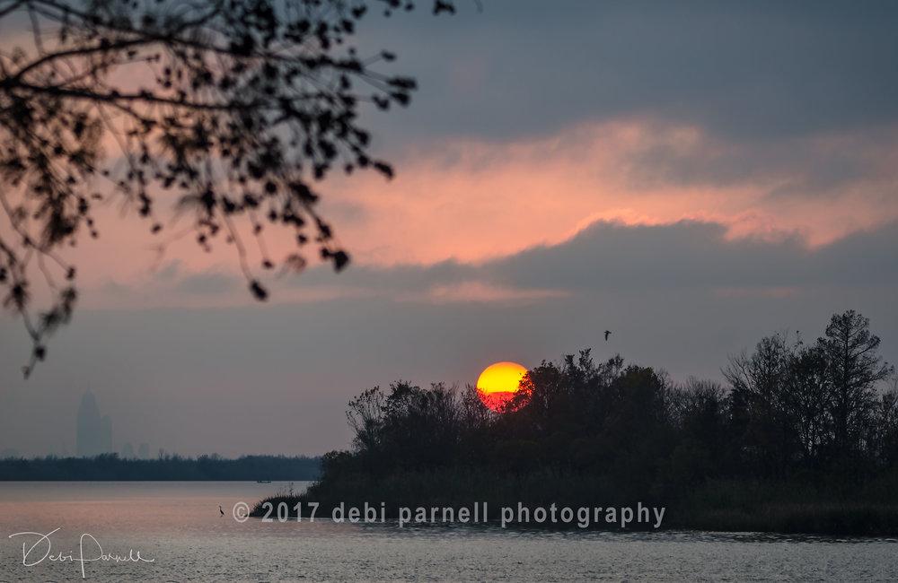 Bay Sunset LS-017