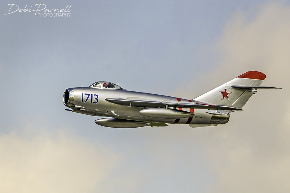 Russian MIG 17