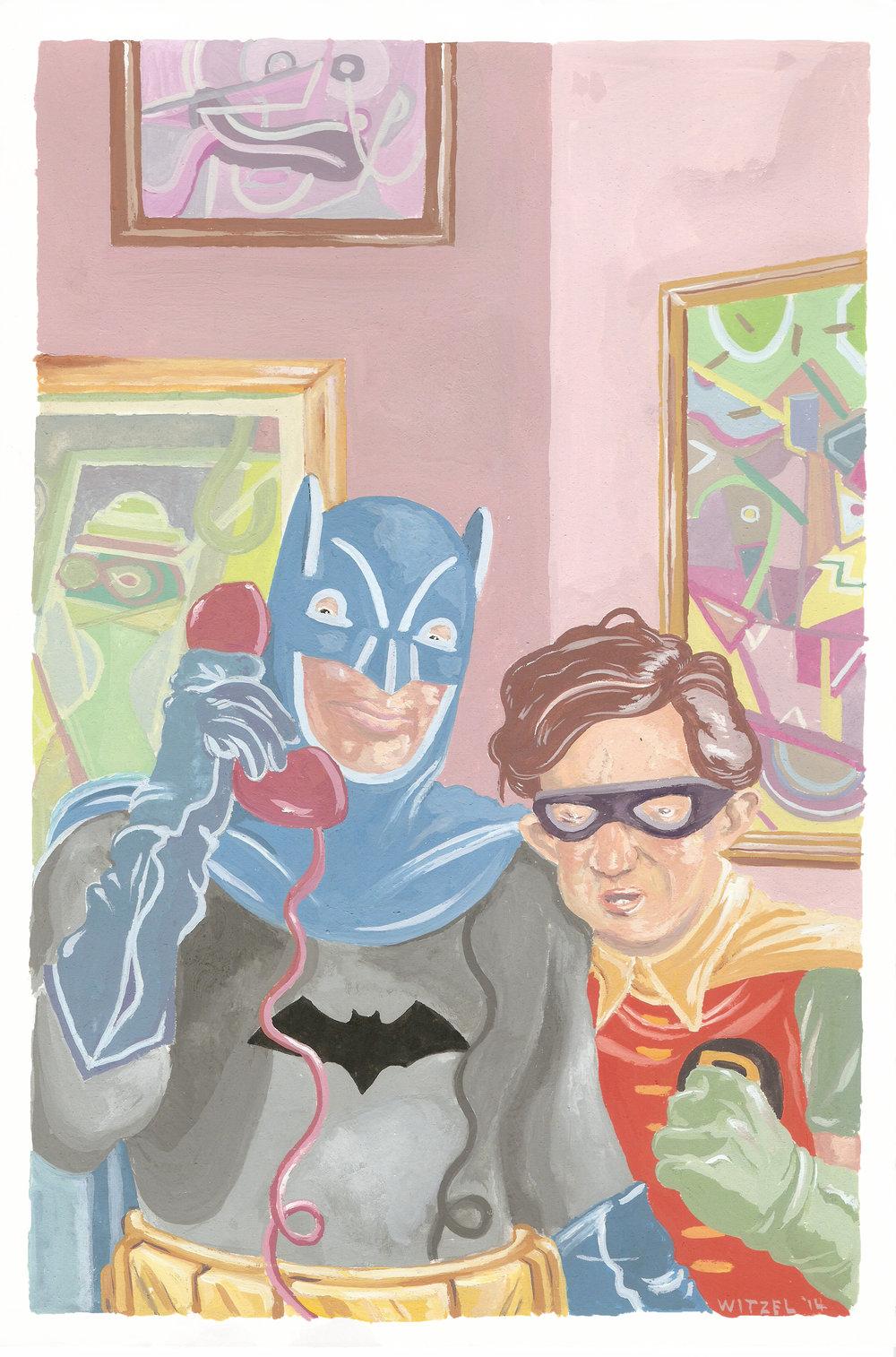 The Wayne Collection: Batman's Bid