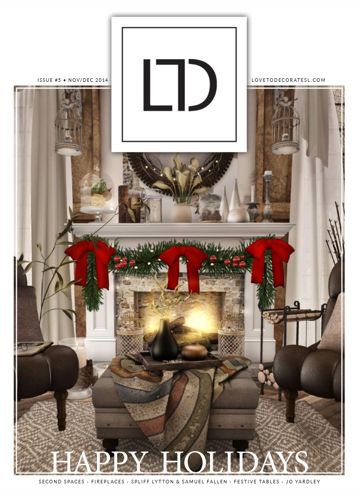 LTD MAGAZINE Nov/Dec 2014