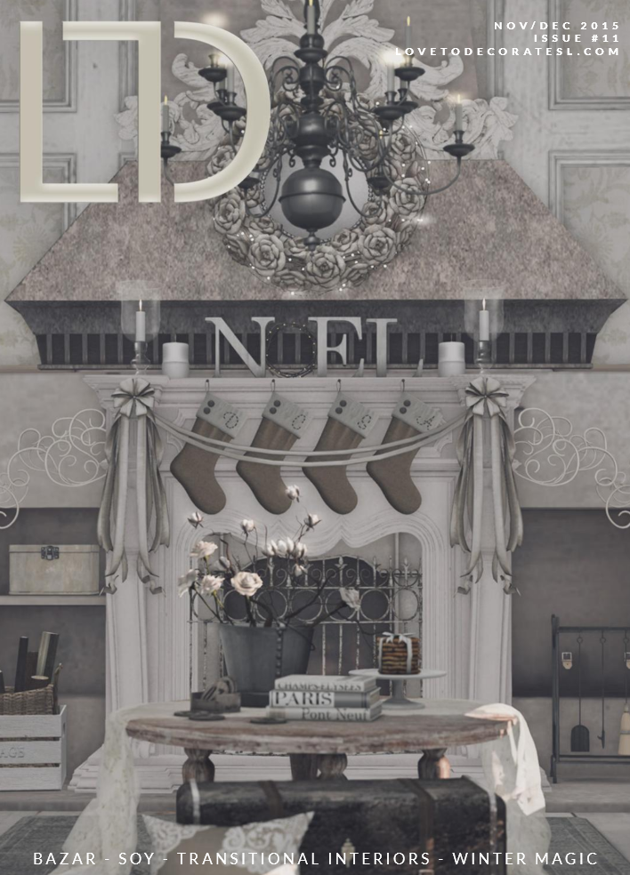 LTD MAGAZINE Nov/Dec 2015