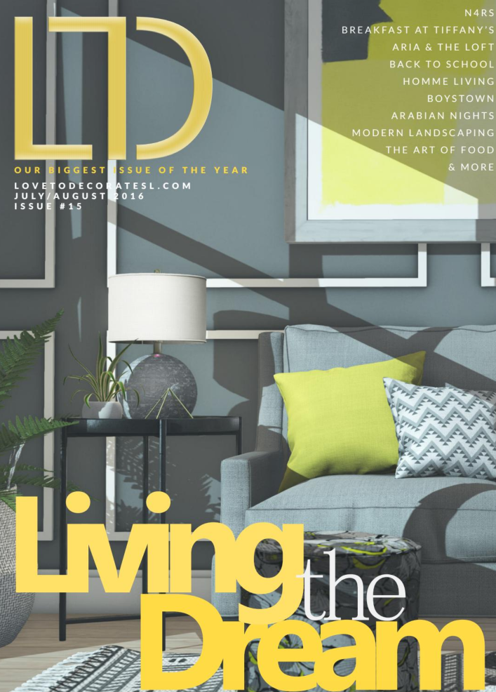 LTD MAGAZINE Jul/Aug 2016