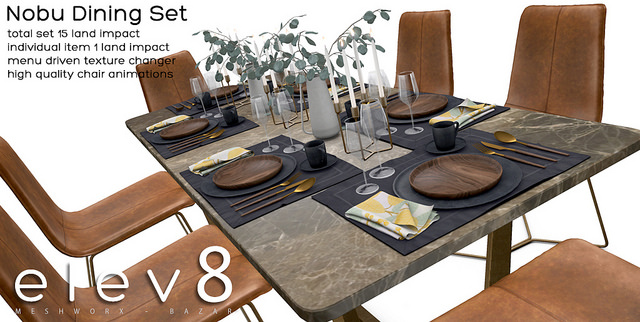 Elev8 - Nobu Dining Set - new release.jpg
