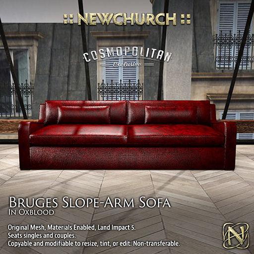 NEWCHURCH - Bruges Sofa - Cosmopolitan.jpg