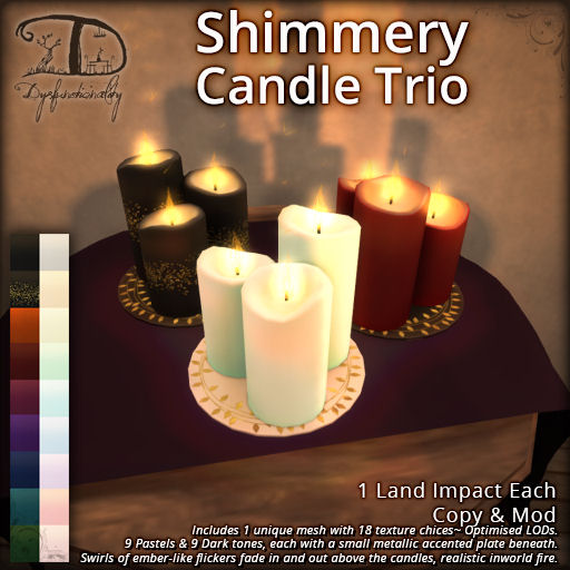 Dysfunctionality - Candle Trio - 25L Tuesday.jpg