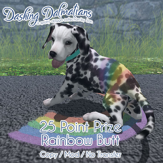 JIAN- Dashing Dalmatians gacha 25 point prize - Epiphany.jpg