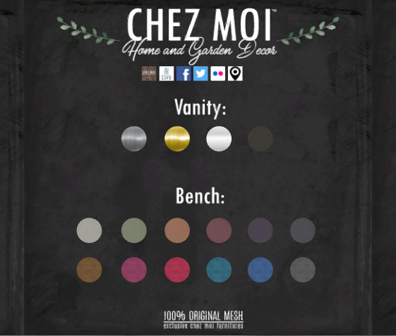 Chez Moi - Lille Vanity textures HUD - Tres Chic.jpg