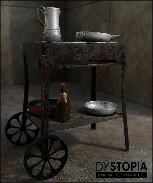 Dystopia - Forgotten Barbecue - Shiny Shabby.jpg