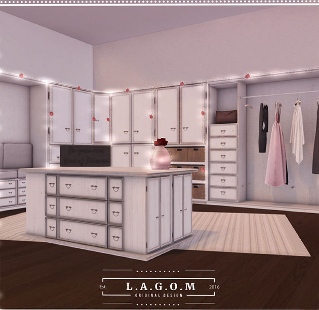 Lagom - Jessica's walk-in - display - Shiny Shabby.jpg