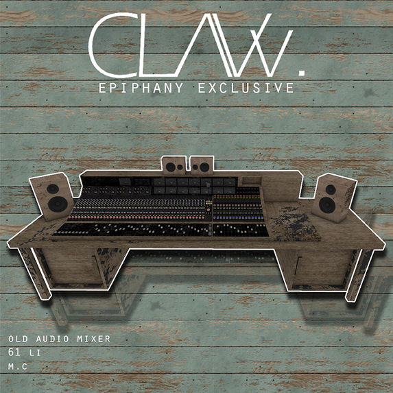 Clavv - Forgotten Music gacha exclusive - Epiphany.jpg