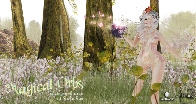 KraftWork and Hera - Magical Orbs - SaNaRae.jpg