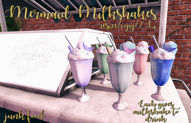 Junk Food - Mermaid Milkshakes - Blush.jpg