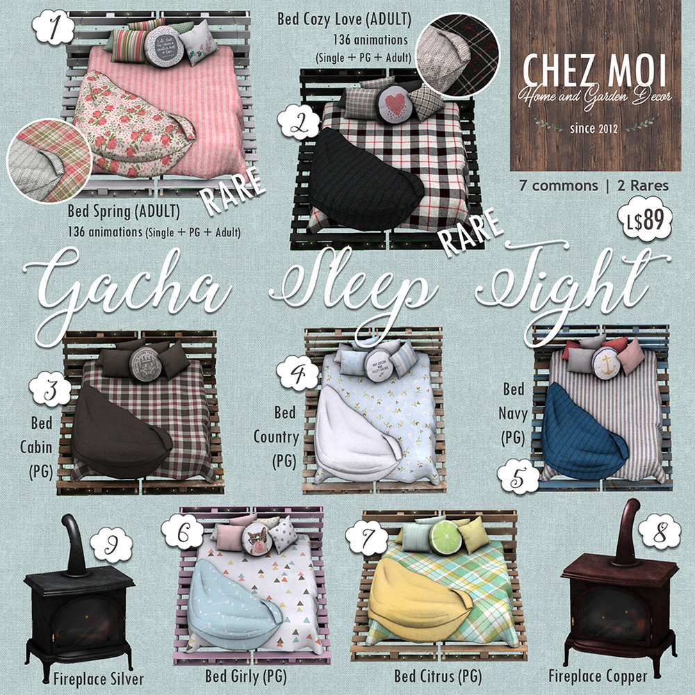Chez Moi - Sleep Tight gacha KEY - The Gacha Garden Winter round.jpg