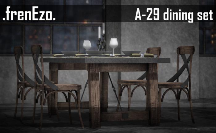 frenEzo - Industrial Dining Set.jpg