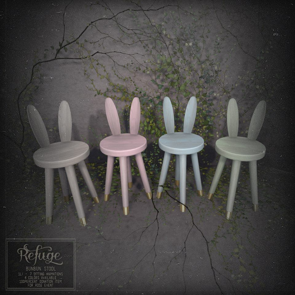 Refuge - BunBun Stool - Rose.jpg