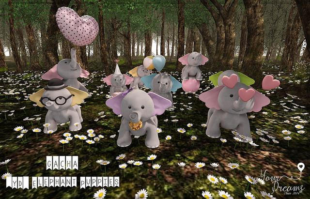 Your Dreams - Elephant Puppies - Gacha Garden.jpg