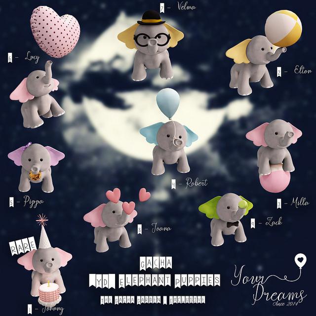 Your Dreams - Elephant Puppy KEY - Gacha Garden.jpg
