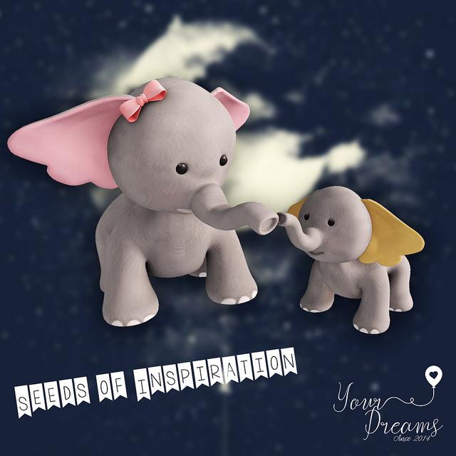 Your Dreams - Elephant Puppies SOI - Gacha Garden.jpg