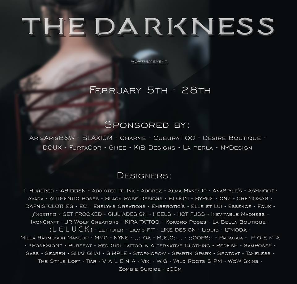 Darkness Monthly February.jpg