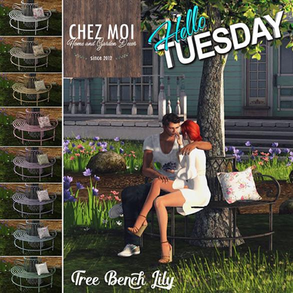 CHEZ MOI - Tree Bench Lilly-  Hello Tuesday.jpg