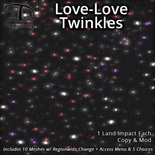 Dysfunctionality - Love-Love Twinkles offer.jpg