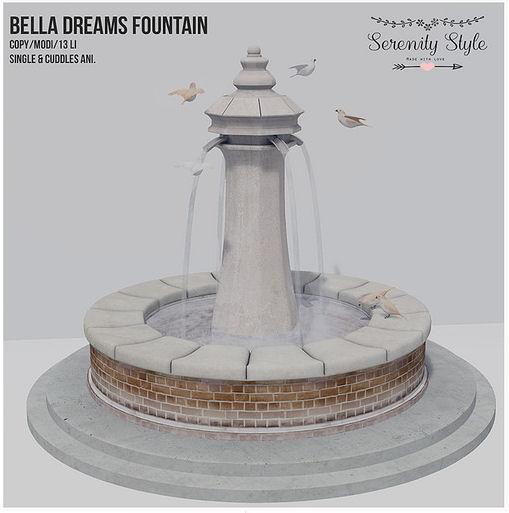 Serenity Style - Bella Dream Fountain - Enchantment.jpg