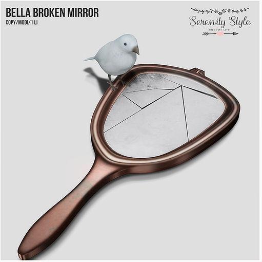 Serenity Style - Bella Dreams Broken Mirror - Enchantment.jpg