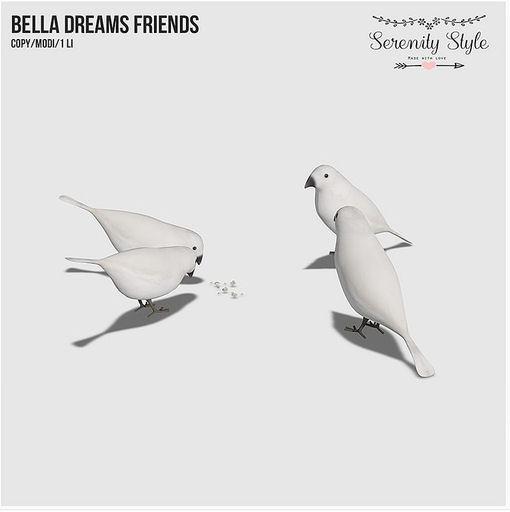Serenity Style - Bella Dreams Friends - Enchantment.jpg