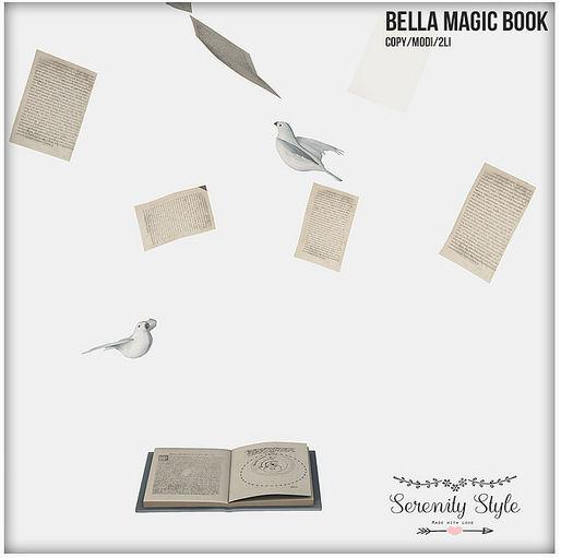 Serenity Style - Bella Dreams Magic Book - Enchantment.jpg