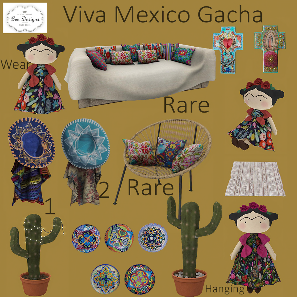 Bee Designs Viva Mexico Gacha 35L$(50%OFF).png