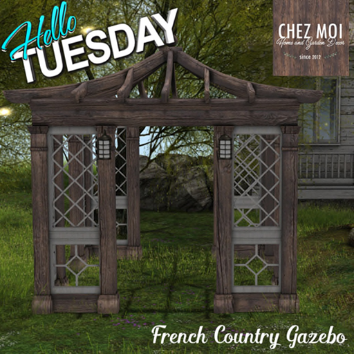 19022018 CHEZ MOI French Country Gazebo 50% off.jpg