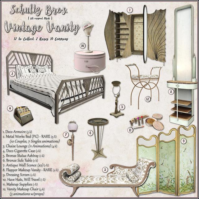 22022018 Schultz Bros - Vintage Vanity.jpg