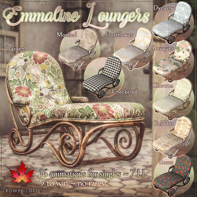Trompe Loiel - Emmaline Loungers gacha - March Arcade.jpg