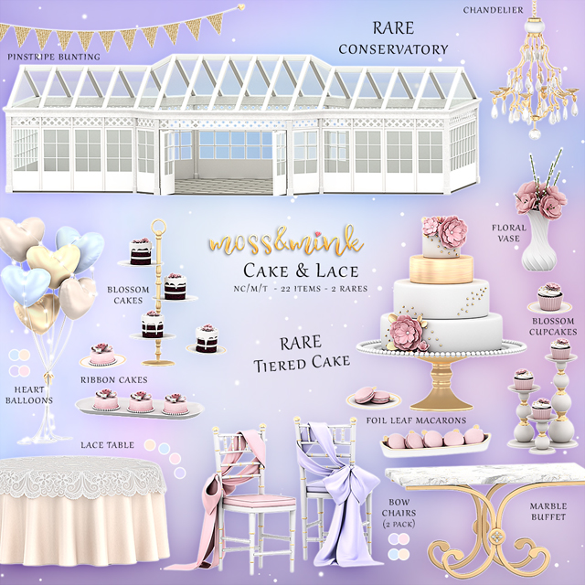 25022018 {moss&mink} Cake & Lace the arcade.jpg