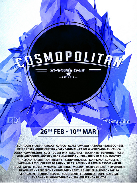 Press Release - ~Cosmopolitan Event - Feb 26th - March 10th 2018.jpg
