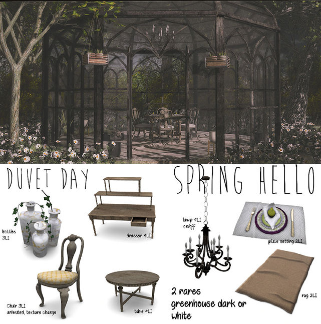 Duvet Day - Hello Spring gacha KEY - Cosmopolitan Event.jpg