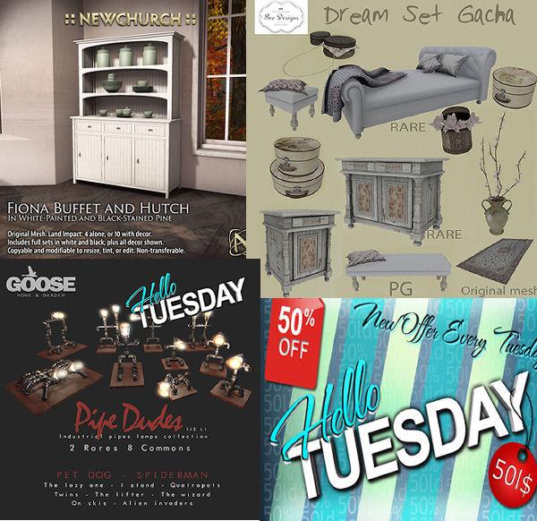 Bee Designs - Newchurch - Goose - Hello Tuesday.jpg