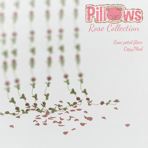 Pillows - rose petal floor - SaNaRae.jpg