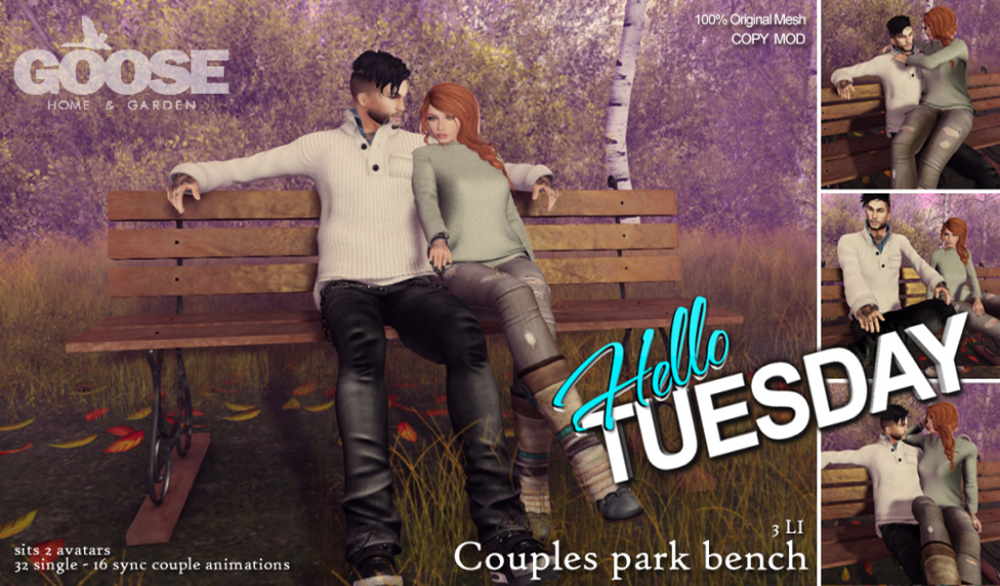 GOOSE - couples park bench AD HT 95L$(50%OFF).png