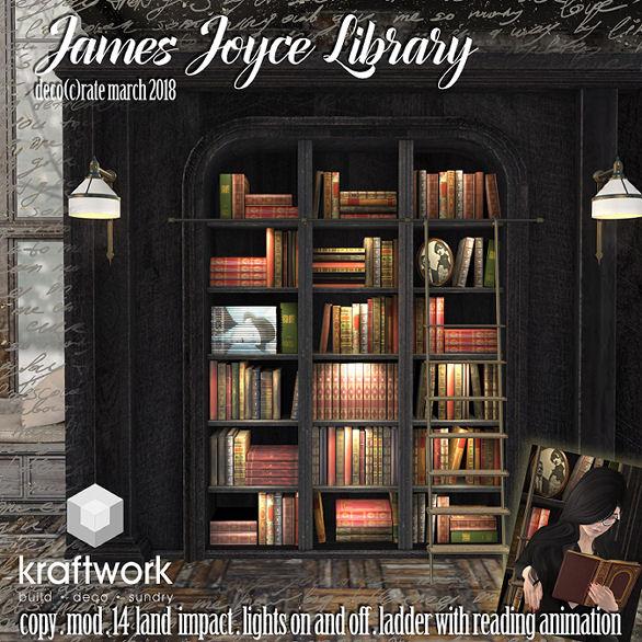 KraftWork - James Joyce Library - Decocrate.jpg