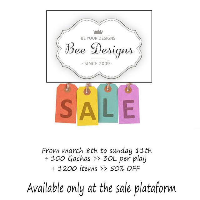 Bee Designs - Weekend Sale.jpg