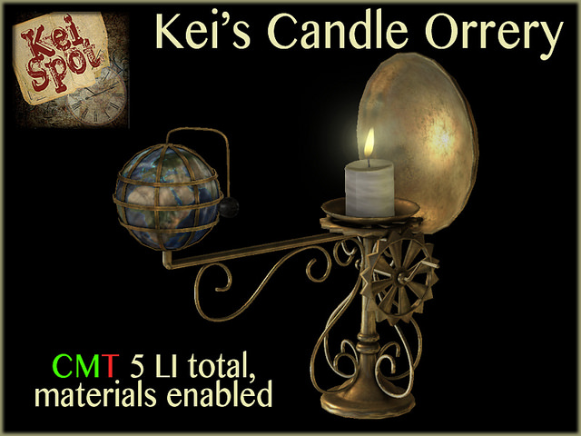 Kei Spot - Kei's Candle Orrery - The Fantasy Collective.jpg