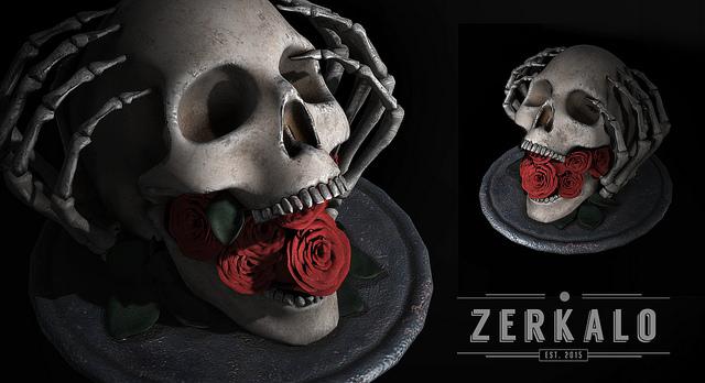 zerkalo - Skull & Roses - TFC.jpg