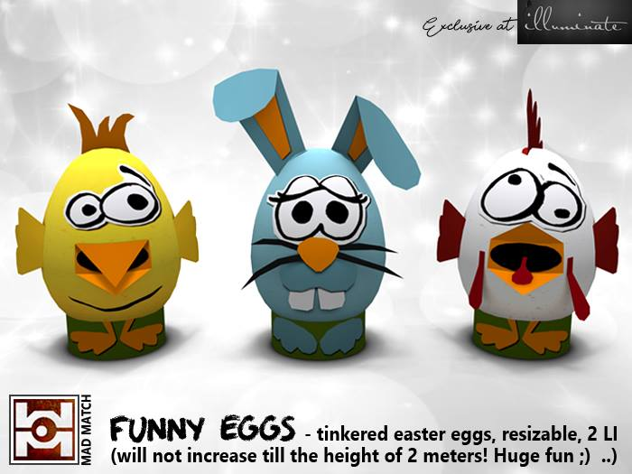 Mad March - Funny Eggs - Illuminate.jpg