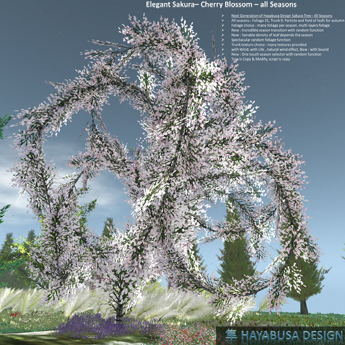 Hayabusa Design - Elegant Sakura Cherry Blossom Tree - Cosmopolitan Event.jpg